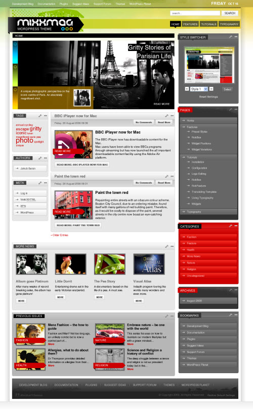 mixxmag-wordpress-theme